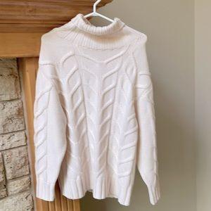 Wilfred Beautiful Wool Turtleneck Sweater